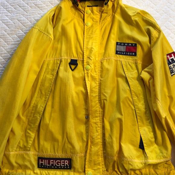 1a247441d Tommy Hilfiger Jackets & Coats | Vintage Sailing Jacket | Poshmark